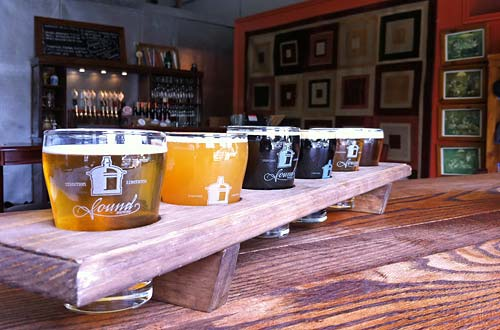 Sound Brewery sampler