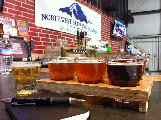 Northwest Brewing