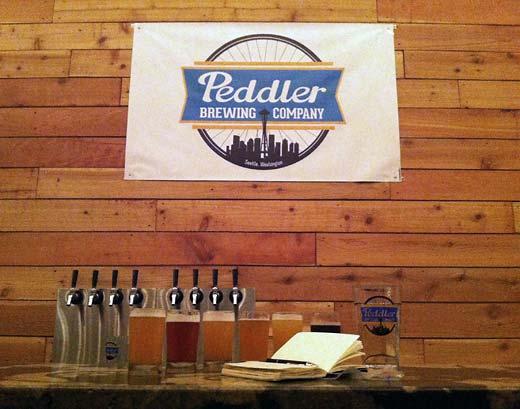 Peddler sampler
