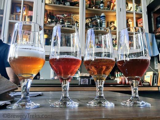 cervecitas en La Ciudad
